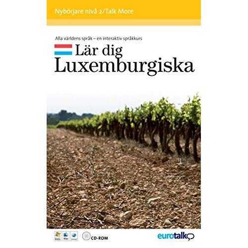 EuroTalk Ltd. - Talk More. Für Anfänger mit Vorkenntnissen / Luxemburgisch - Preis vom 13.05.2021 04:51:36 h