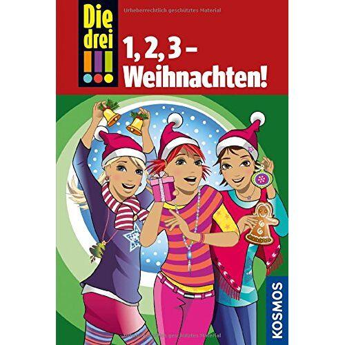 Maja von Vogel - Die drei !!!, 1,2,3 - Weihnachten!: Doppelband - Preis vom 23.02.2020 05:59:53 h