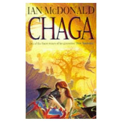 Ian McDonald - Chaga - Preis vom 05.03.2021 05:56:49 h