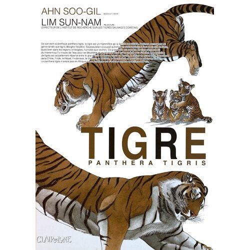 Soo-Gil Ahn - Tigre - Panthera Tigris - Preis vom 13.05.2021 04:51:36 h