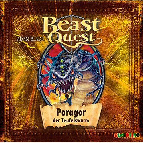 Adam Blade - Beast Quest - Paragor, der Teufelswurm: Band 29 - Preis vom 25.02.2021 06:08:03 h