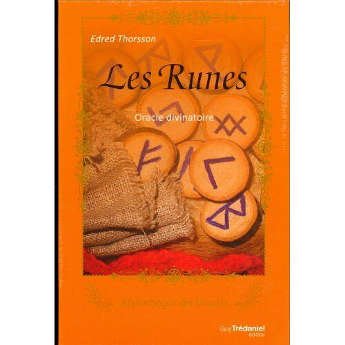 Edred Thorsson - Les Runes : Oracle divinatoire - Preis vom 20.10.2020 04:55:35 h