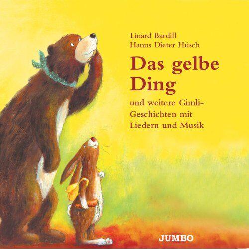 Linard Bardill - Das gelbe Ding. Und weitere Gimli-Geschichten mit Liedern und Musik - Preis vom 18.04.2021 04:52:10 h