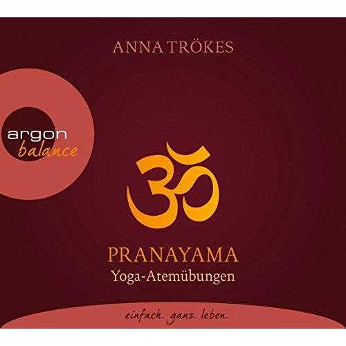 Anna Trökes - Pranayama: Yoga-Atemübungen - Preis vom 17.07.2019 05:54:38 h