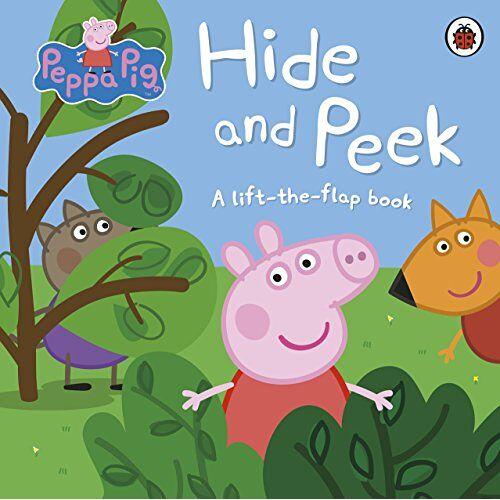 Peppa Pig - Peppa Pig: Hide and Peek: A Lift-the-Flap book - Preis vom 15.01.2021 06:07:28 h