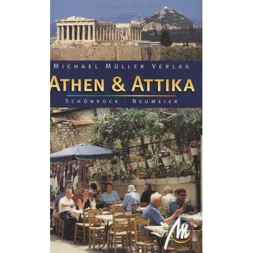 Dirk Schönrock - Athen und Attika - Preis vom 12.04.2021 04:50:28 h