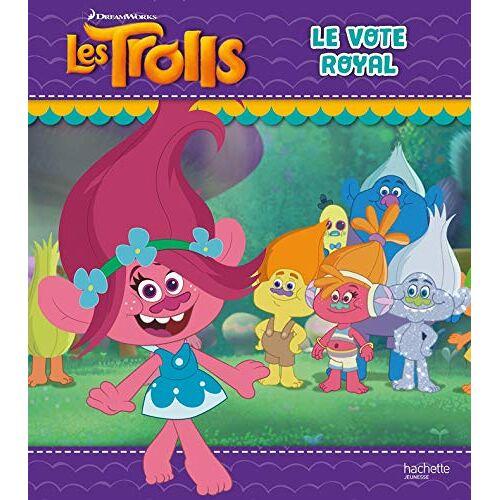 - Dreamworks-Trolls-Le vote royal (Trolls - DreamWorks) - Preis vom 05.09.2020 04:49:05 h