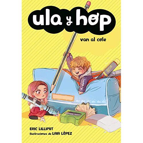 Eric Lilliput - Ula y Hop van al cole (Ula y Hop. Diminutos) - Preis vom 14.05.2021 04:51:20 h