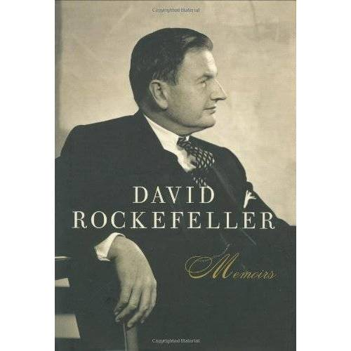David Rockefeller - Memoirs (Rockefeller, David) - Preis vom 21.10.2020 04:49:09 h