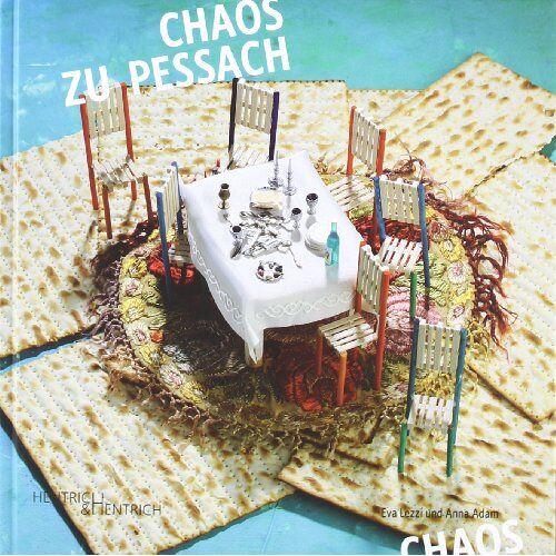 Eva Lezzi - Chaos zu Pessach - Preis vom 20.10.2020 04:55:35 h