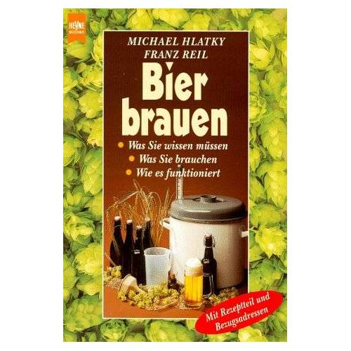 Michael Hlatky - Bierbrauen - Preis vom 14.04.2021 04:53:30 h