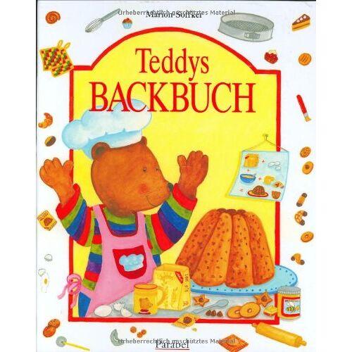 Marion Söffker - Teddys Backbuch - Preis vom 23.01.2021 06:00:26 h