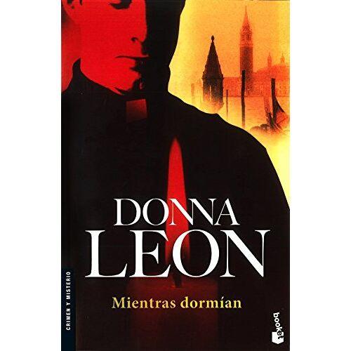 Donna Leon - Mientras dormían (Booket Logista) - Preis vom 27.10.2020 05:58:10 h