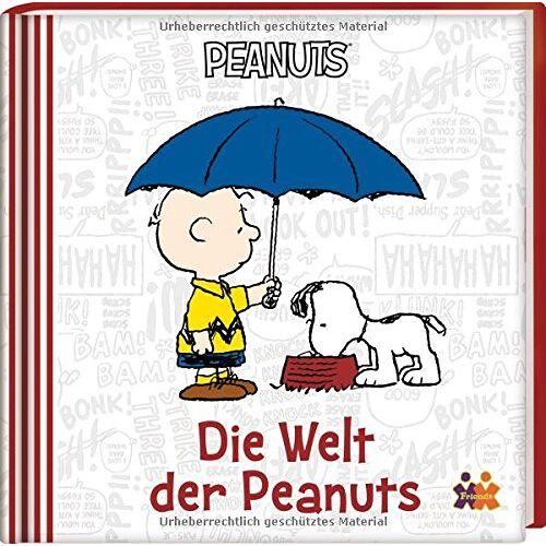 Schulz, Charles M. - Peanuts. Die Welt der Peanuts - Preis vom 16.04.2021 04:54:32 h