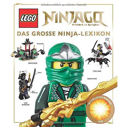 Hannah Dolan - LEGO® Ninjago Das große Ninja-Lexikon - Preis vom 30.03.2020 04:52:37 h