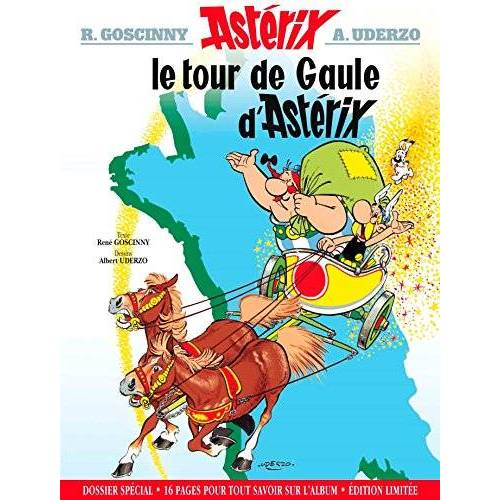 - Astérix, Tome 5 : Le tour de Gaule d'Astérix - Preis vom 18.10.2020 04:52:00 h