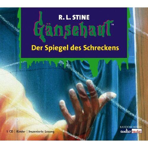 Stine, R. L. - Der Spiegel des Schreckens: Gänsehaut Band 1 - Preis vom 04.09.2020 04:54:27 h