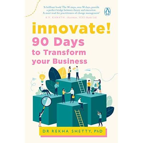 Rekha Shetty - Innovate! - Preis vom 13.05.2021 04:51:36 h