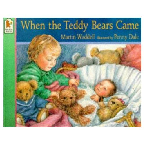 Martin Waddell - When The Teddy Bears Came - Preis vom 16.04.2021 04:54:32 h