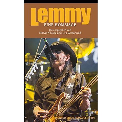 Marvin Chlada - Lemmy: Eine Hommage - Preis vom 26.02.2021 06:01:53 h