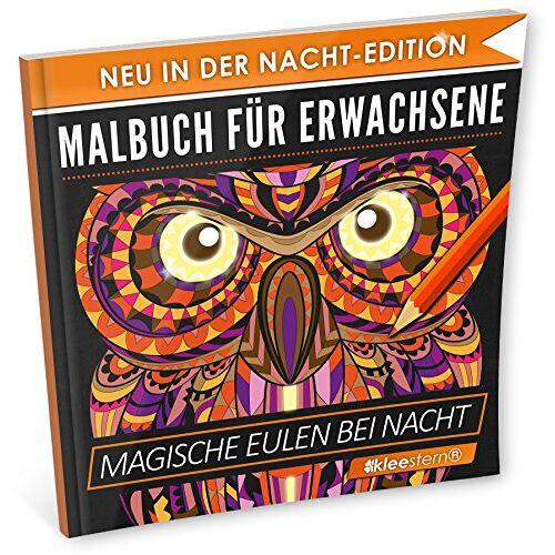 Kleestern Malbücher - Malbuch für Erwachsene - Preis vom 09.07.2020 04:57:14 h