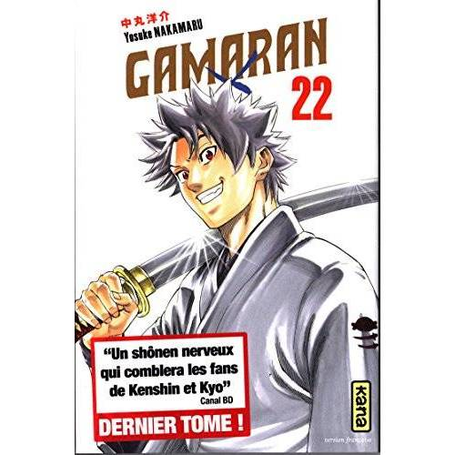 Yosuke Nakamaru - Gamaran, Tome 22 : - Preis vom 15.05.2021 04:43:31 h
