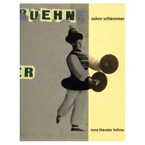 Oskar Schlemmer - oskar schlemmer. tanz theater bühne - Preis vom 03.05.2021 04:57:00 h
