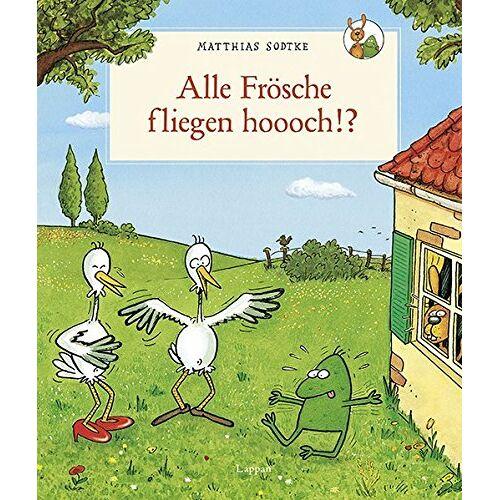Matthias Sodtke - Alle Frösche fliegen hoooch!? - Preis vom 18.10.2020 04:52:00 h