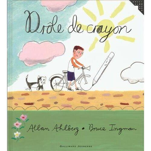 Allan Ahlberg - Drôle de crayon - Preis vom 13.04.2021 04:49:48 h