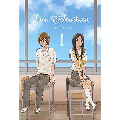 Fuka Mizutani - Love at Fourteen, Vol. 1 - Preis vom 05.09.2020 04:49:05 h