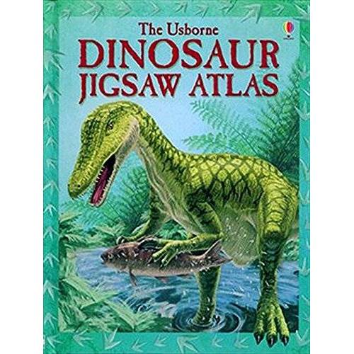G. Bird - Jigsaw Atlas of Dinosaurs (Jigsaws) - Preis vom 21.10.2020 04:49:09 h
