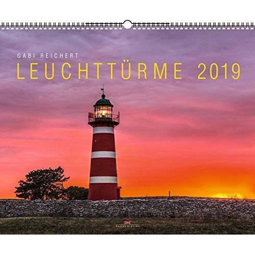 - Leuchttürme 2019 - Preis vom 22.10.2020 04:52:23 h