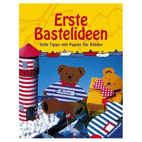 - Erste Bastelideen: Tolle Tipps mit Papier für Kinder - Preis vom 28.02.2021 06:03:40 h