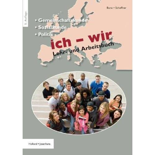 Bernhard Bonz - ich - wir Gemeinschaftskunde - Preis vom 06.05.2021 04:54:26 h