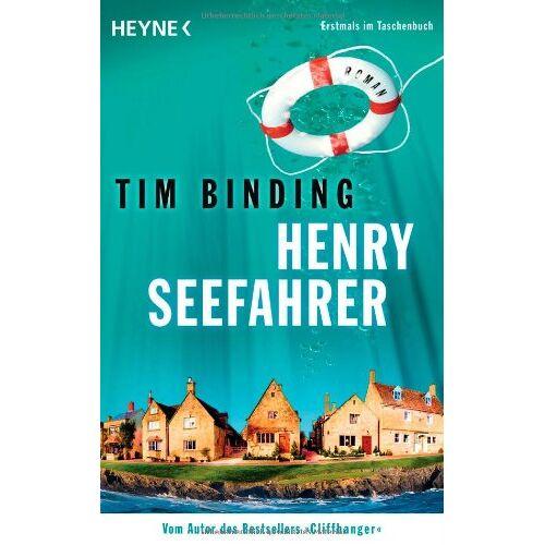 Tim Binding - Henry Seefahrer: Roman - Preis vom 04.12.2019 05:54:03 h