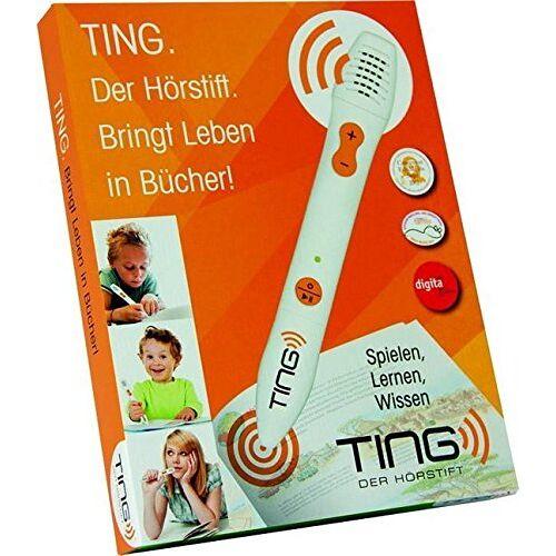 - TING Der Hörstift: Der Lesestift für alle Bücher der Ting-Welt! - Preis vom 16.04.2021 04:54:32 h
