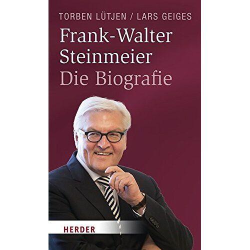 Torben Lütjen - Frank-Walter Steinmeier: Die Biografie - Preis vom 11.04.2021 04:47:53 h
