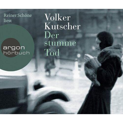 Volker Kutscher - Der stumme Tod - Preis vom 08.05.2021 04:52:27 h