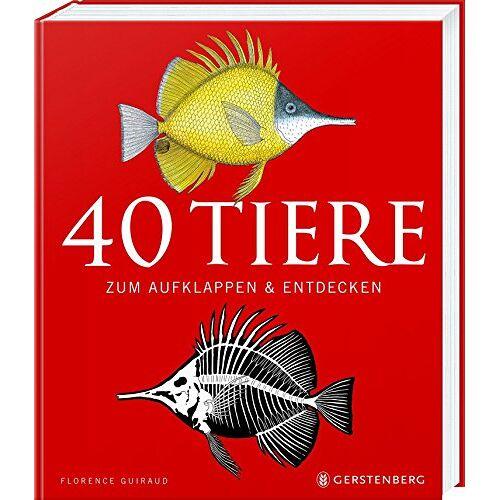 Florence Guiraud / Judith Nouvion - 40 Tiere - Preis vom 18.10.2020 04:52:00 h