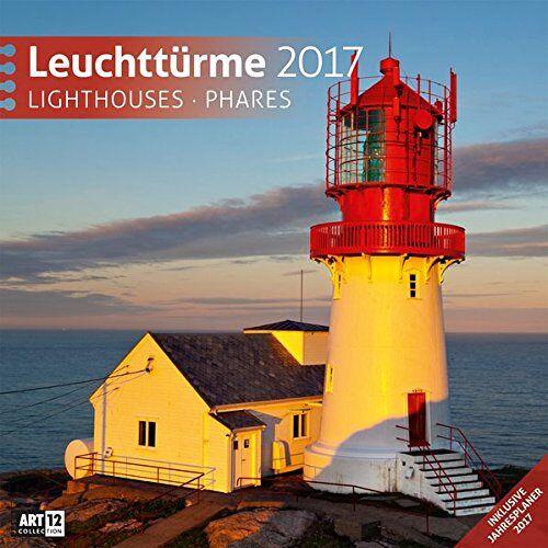 Ackermann Kunstverlag - Leuchttürme 30 x 30 cm 2017 - Preis vom 05.08.2019 06:12:28 h