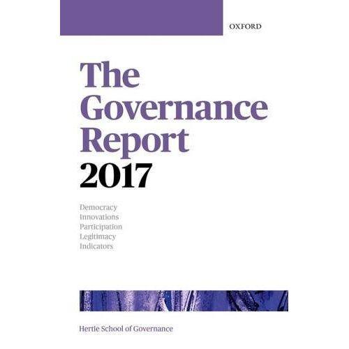. The Hertie School Of Governance - The Governance Report 2017 (Hertie Governance Report) - Preis vom 09.04.2021 04:50:04 h