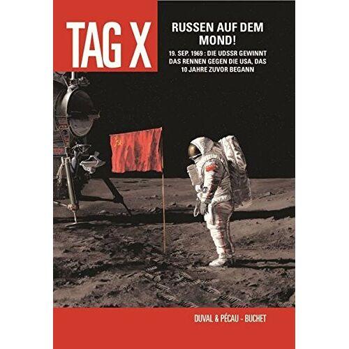 Fred Duval - Tag X: Bd. 3: Russen auf dem Mond! - Preis vom 06.05.2021 04:54:26 h