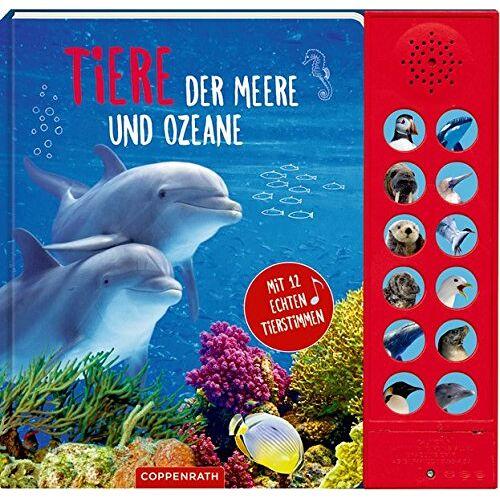Holger Haag - Tiere der Meere und Ozeane: Mit 12 echten Tierstimmen - Preis vom 29.03.2020 04:52:35 h