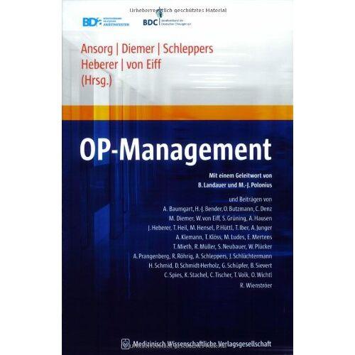 Jörg Heberer - OP-Management - Preis vom 23.01.2021 06:00:26 h