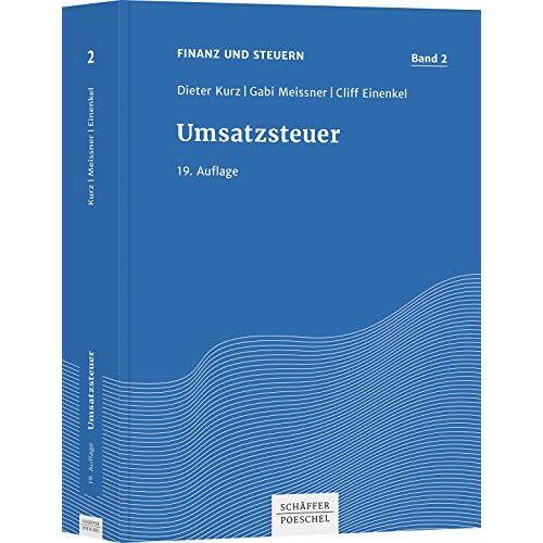 Dieter Kurz - Umsatzsteuer (Finanz und Steuern) - Preis vom 26.02.2021 06:01:53 h
