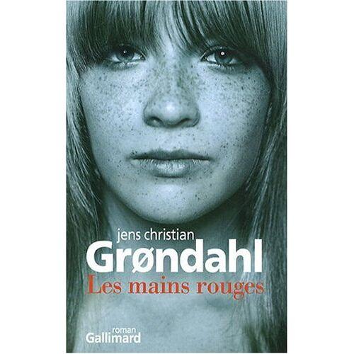Grondahl, Jens Christian - Les mains rouges - Preis vom 19.10.2020 04:51:53 h