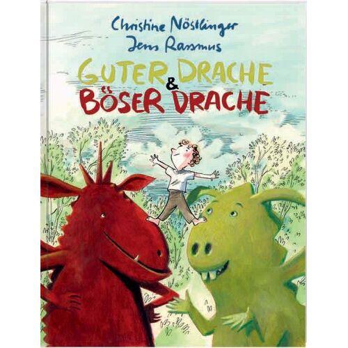 Christine Nöstlinger - Guter Drache und Böser Drache - Preis vom 05.09.2020 04:49:05 h