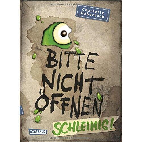 Charlotte Habersack - Bitte nicht öffnen 2: Schleimig! - Preis vom 10.05.2021 04:48:42 h