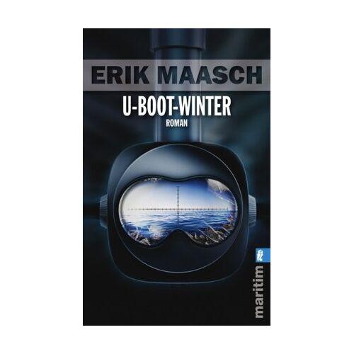 Erik Maasch - U-Boot-Winter (Ein Arne-Thomsen-Roman) - Preis vom 19.01.2020 06:04:52 h