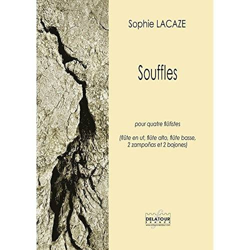 Sophie Lacaze - Souffles - Preis vom 13.05.2021 04:51:36 h